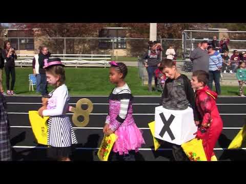 2017 Nolley Elementary School Halloween Parade