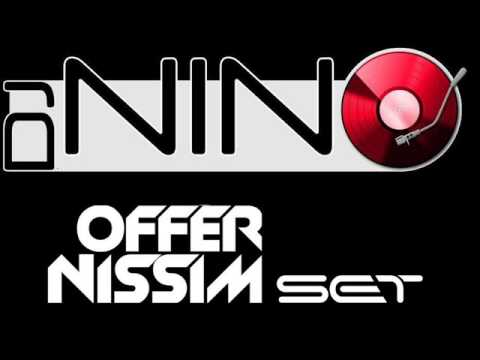 OFFER NISSIM & DJ NINO Special Set 1999 - 2014