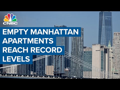 New York City rentals experience worst June in more than a decade amid Covid-19 crisis