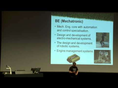 Mechanical Engineering - Open Day 2013