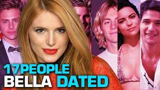 17 People Bella Thorne Has