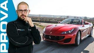 Ferrari Portofino | Doppiogiochista per vocazione