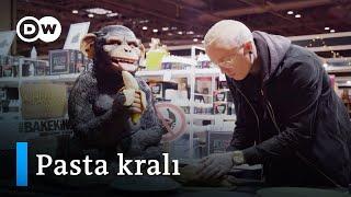 Pasta Kralı'nın şempanze pastası - DW Türkçe