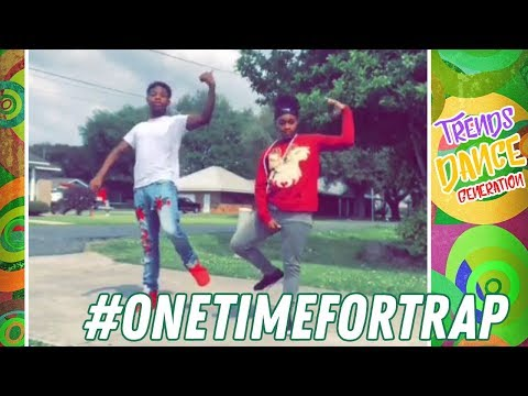 One Time Challenge Lit Dance Compilation #onetimefortrap
