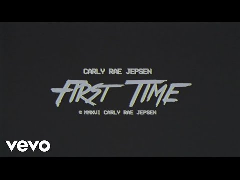 First Time (Lyric Video)