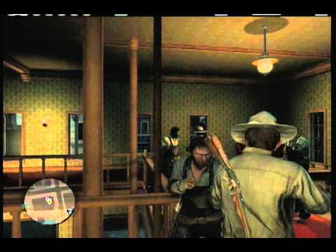 Red dead redemption fist fighting