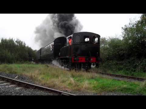 DCDR - Heritage Railway Association Visit.