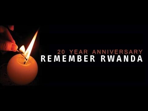 Rwanda's Genocide: 20 Years Have Passed - Ziyaad Mia, JD