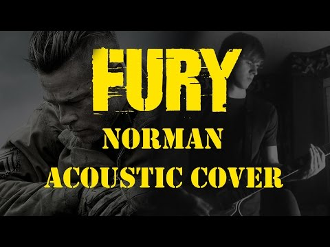 Norman - Guitar Cover (Fury Acoustic Tribute)