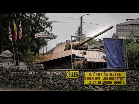 5 MUST SEE WWII SITES IN THE ARDENNES (Battle Of The Bulge Northern Shoulder)