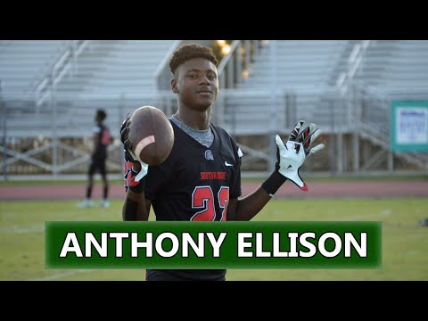 VIDEO: 2022 CB Anthony Ellison breaks out with impressive game