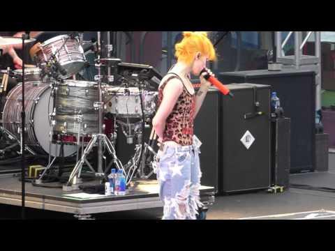 2/17 Paramore - Emergency @ (Show #1) Parahoy 3/05/16