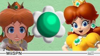 Mii Maker: How To Create Daisy!