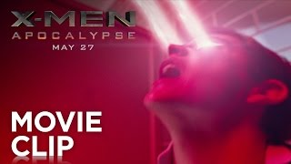 "X-Men: Apocalypse | ""Cyclops"" Clip [HD] 