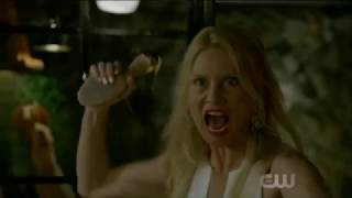 Dynasty 1x22 - Cristal and Alexis - Fight during the Wedding - Clip