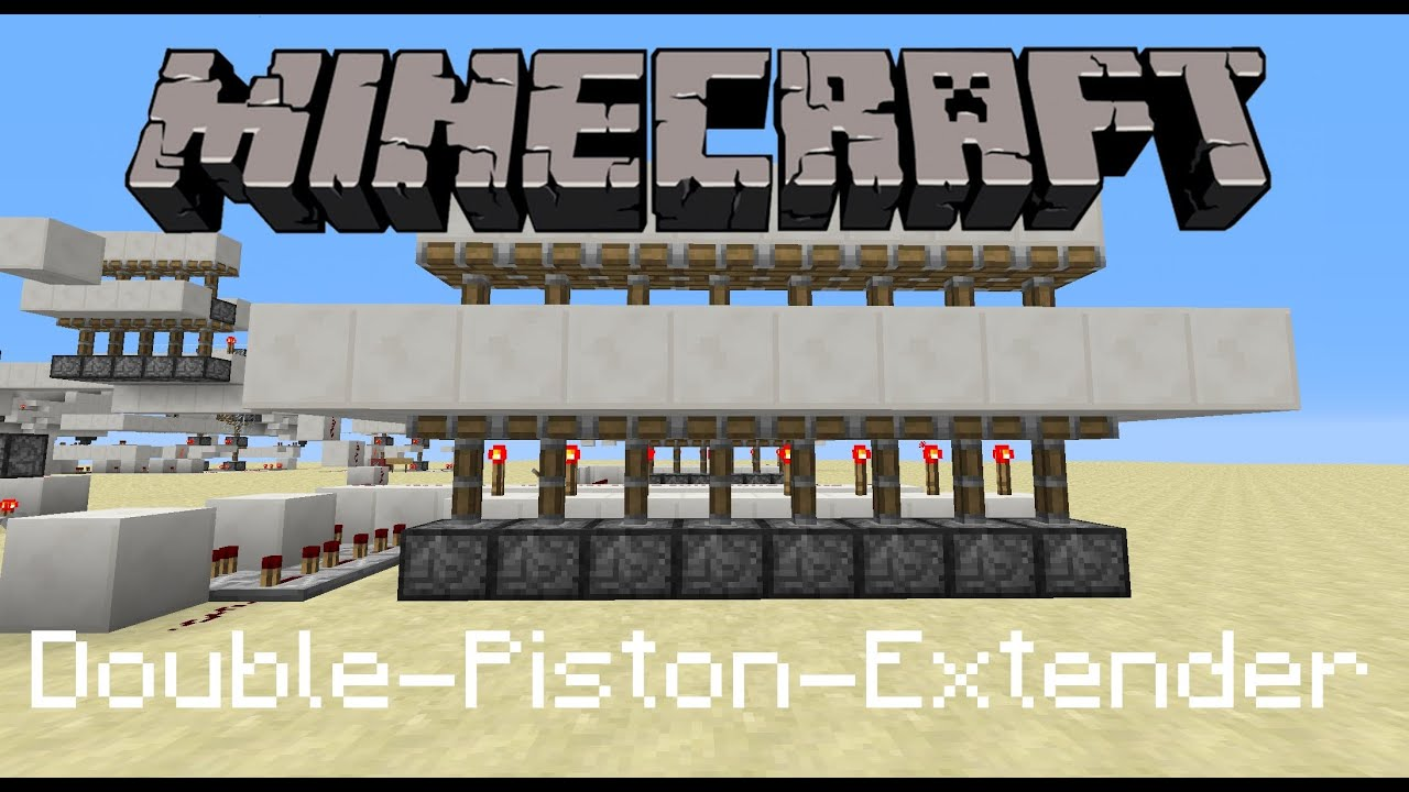 double piston extender expandable & powered from one side  sethbling useless lever firefox.php #15