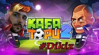 Kafadan Bacaklı Futbolcular - Kafa Topu 2 # Dikiz