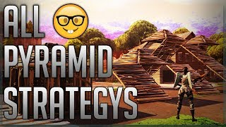 HOW TO USE PYRAMIDS - ALL PYRAMID TECHNIQUES/STRATEGY