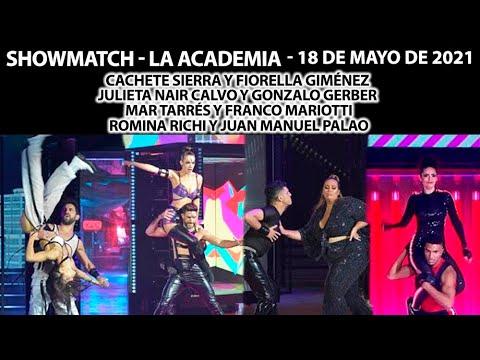 Showmatch - Programa 18/05/21 - PRESENTACIÓN DEL JURADO Y PRIMERA GALA DE#LaAcademia