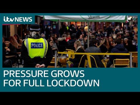 Pressure mounts for full coronavirus lockdown | ITV News