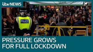 Pressure mounts for full coronavirus lockdown   ITV News