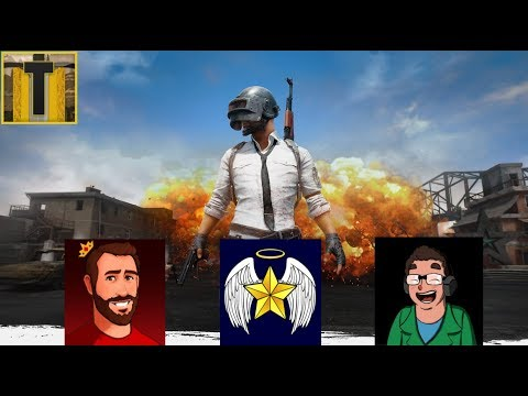 [19] PLAYERUNKNOWN'S BATTLEGROUNDS- Murder Apartments are our home