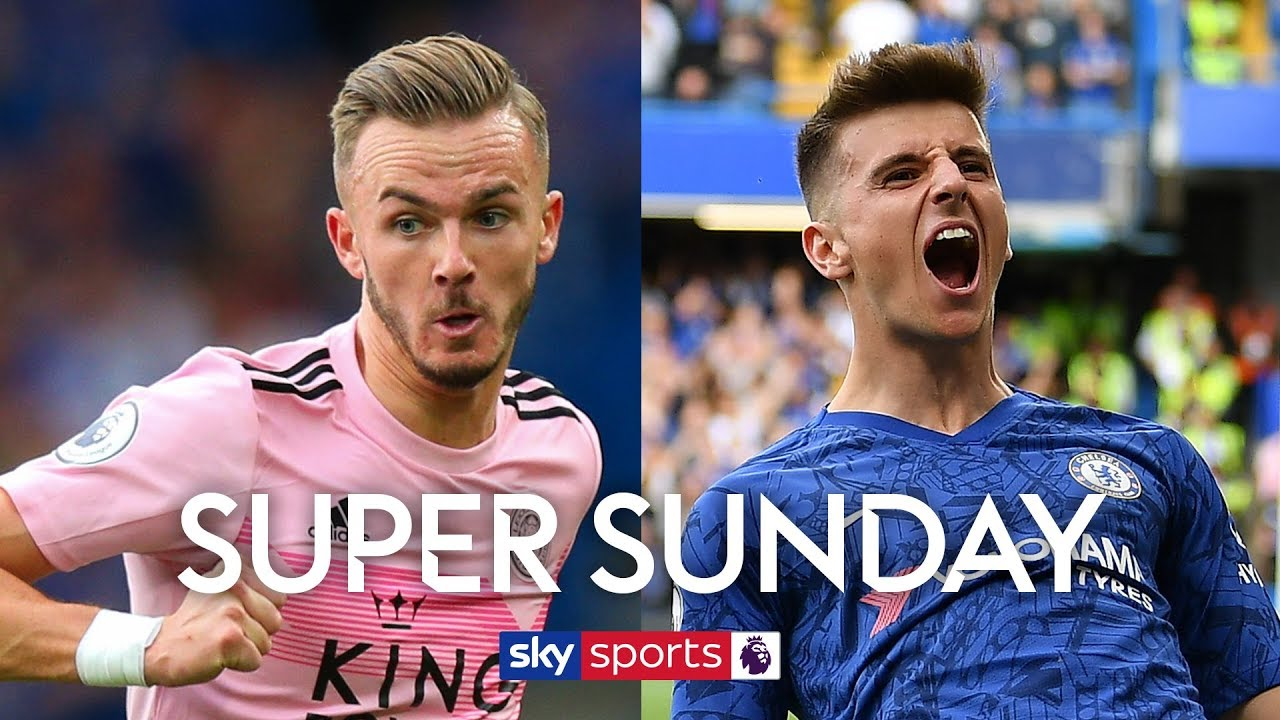 James Maddison or Mason Mount, who would you choose? | Ashley Cole | Super Sunday