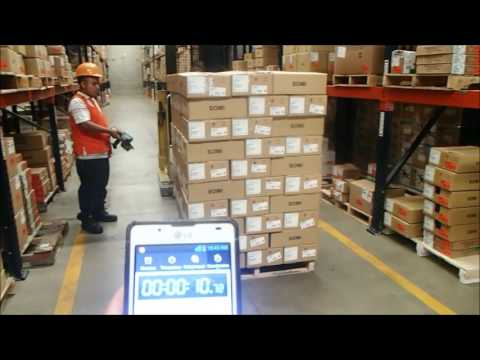 RFID Technology Developed by JD Group Total Logistics