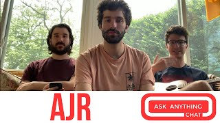 AJR's Dad Crashes The Chat