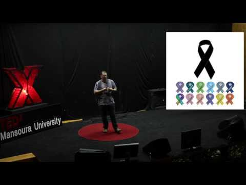 Do You Think You Know Cancer? | Basel Refky | TEDxMansouraUniversity