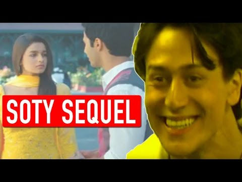 Tiger Shroff  To Play The Lead in Student of The Year 2 | SOTY Sequel