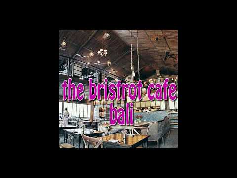 creative idea design concept of interior and exterior cafe by the bistrot cafe bali