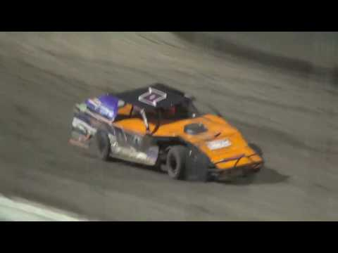 Lakeside Speedway 8 24 18 USRA A&B Mods Stock Cars Mains