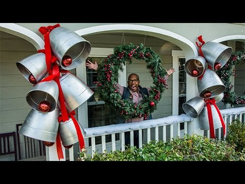 how to ken wingards diy giant silver bells hallmark channel