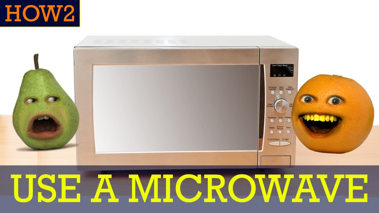 Download HOW2: How to Use a Microwave (Easy steps!)