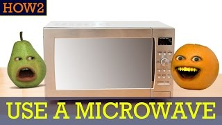 HOW2: How to Use a Microwave (Easy steps!)