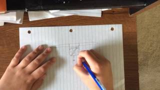 How to draw a Cesna 172 airplane