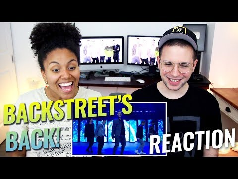 Backstreet Boys - Don't Go Breaking My Heart | REACTION