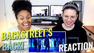 Backstreet Boys - Don't Go Breaking My Heart | REACTION Mp3