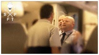 American Airlines Suspends Punk Flight Attendant