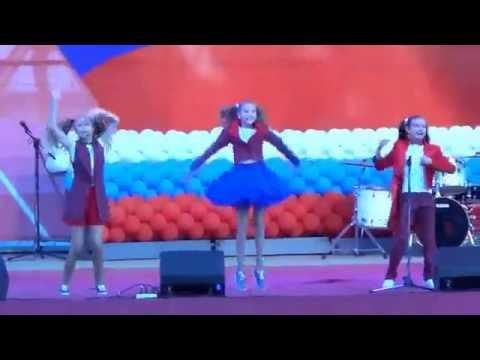 "Родина моя -  Россия! (cover ""Папины дети"""") - SMS//Smile.Music.Style//"