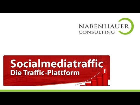 Website Traffic mit Social Media - Traffic über Social Media Plattformen - Gratis mit dabei sein