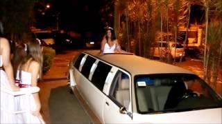 Limousine Excalibur -Leticia 15 anos