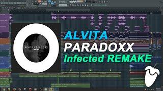 Alvita - Paradoxx [FL Studio Remake + FREE FLP]