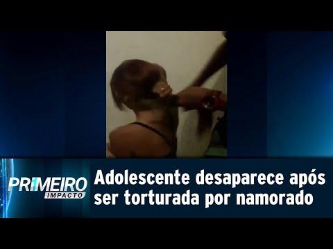 Adolescente desaparece após ser torturada por namorado em Minas | Primeiro Impacto (20/07/18)