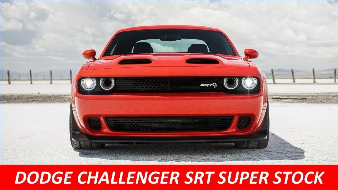 Nueva variante mas potente!   Que p3d0 con el CHALLENGER SRT SUPER STOCK