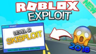 [NEW!] ROBLOX Exploit/Hack: SKISPLOIT! (LEVEL 6!!) (PATCHED!) (2018)