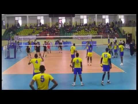 Rwanda vs Egypt, All Afrıcan Games 2015