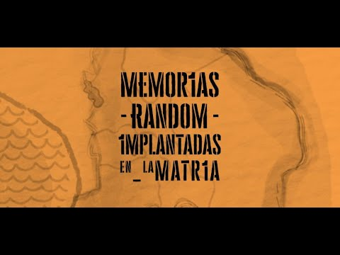 Memorias Random implantadas en la Matria