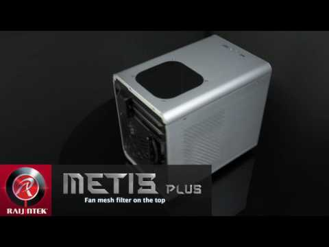 RaiJintek - DESIGNED IN GERMANY, MADE IN TAIWAN - METIS PLUS, the better Metis, now available!!!